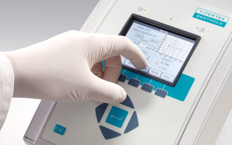 DNA Quantification Using Spectrophotometer