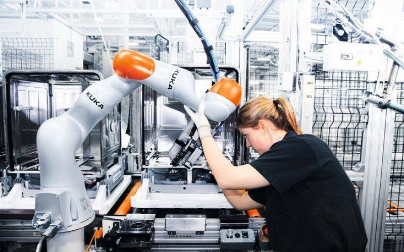 Benefits of Cobots as a service